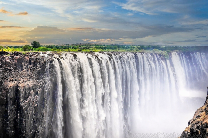 Show item 3 of 5. Victoria falls Highlights from Cape Town