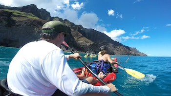 Full-Day Na Pali Coast Ocean Kayak Adventure