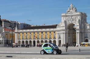 Twizy Electric Car Rental with GPS Audio-Guide