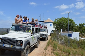 4x4 Algarve Expedition - Jeep Safari Half-day Activity