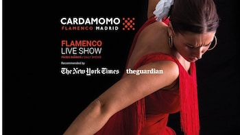 Flamenco-Show im Cardamomo Tablao