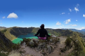 Small-Group Tour to Quilotoa Lagoon from Quito