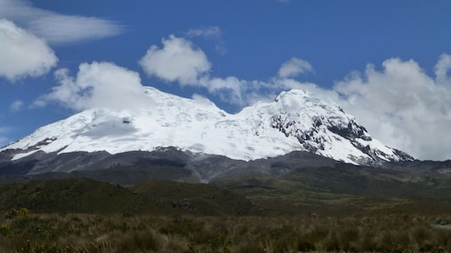 Daily departures: Small Groups Antisana Volcano Tour