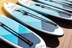 Paddle Boarding Lesson in Torrevieja