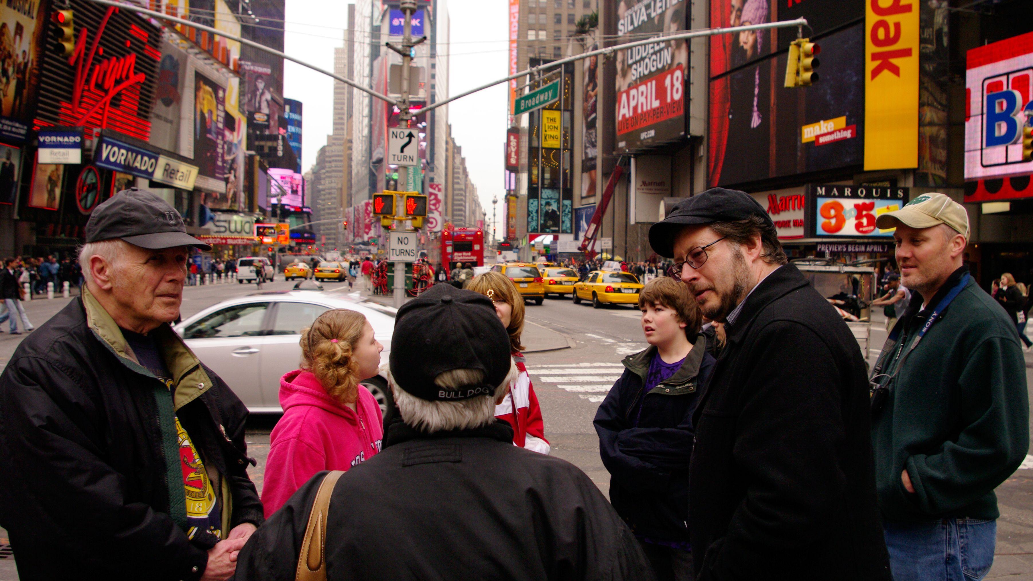 Broadway, New York, New York, Stati Uniti d'America