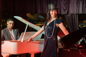 Evening Cruise with 4-Course Dinner & Live Piano Show
