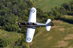 Fairchild PT-19 Private Flight Experience in Middletown