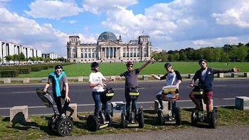 Historic Landmarks & Modern Monuments of Berlin Segway Tour