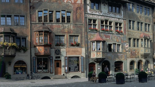 Buildings of Stein am Rhein