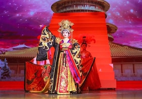 Tang Dynasty Dance Show with Optional Dumplings Dinner
