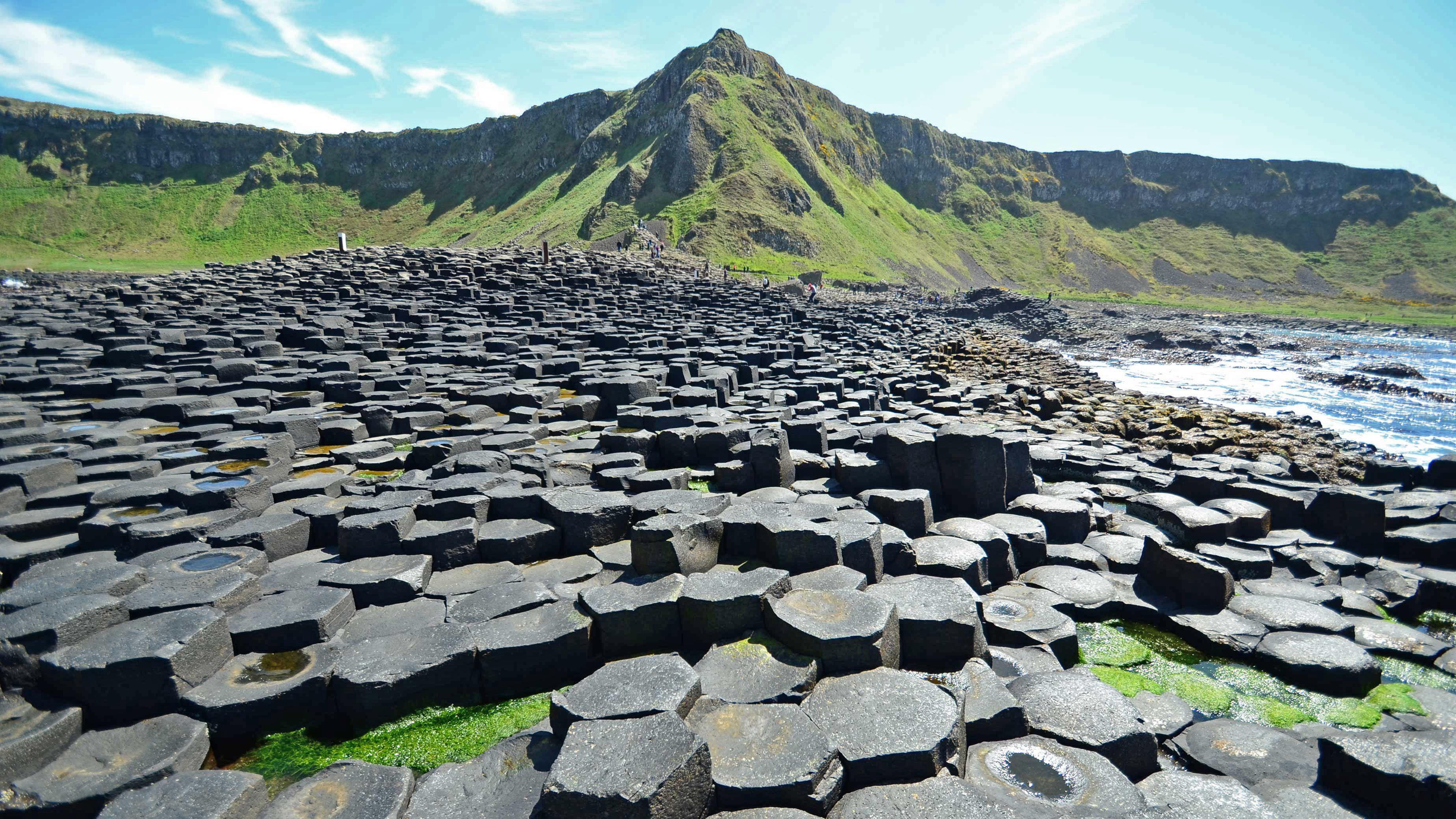 rock formations in ireland