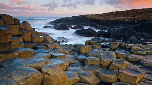rock formations in ireland