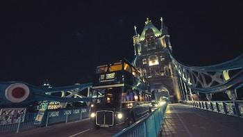 Visite de Londres en bus hanté « Ghost Tour » : rires et frissons garantis