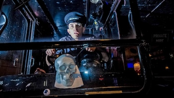 Edinburgh Ghost Bus Tour: A Comedy Horror Show