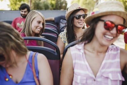 Shore Excursion: Melbourne Hop-On Hop-Off Bus Tour