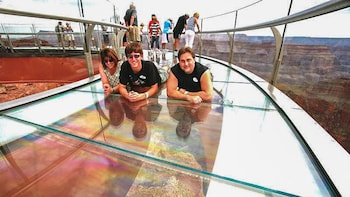 Grand Canyon Skywalk Adventure Tour from Flagstaff (F-ADV)