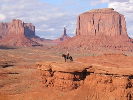Monument Valley Air Tour with Optional Jeep Tour (GMPG1)