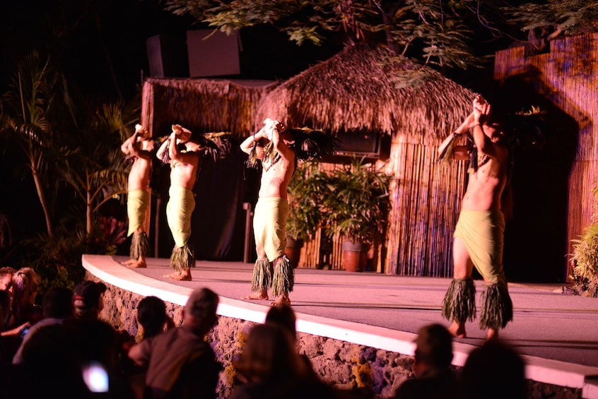 Show item 4 of 10. Myths of Maui Luau at the Royal Lahaina Resort