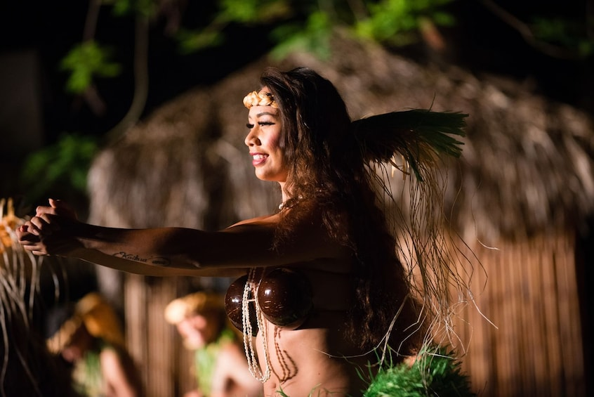 Show item 3 of 10. Myths of Maui Luau at the Royal Lahaina Resort