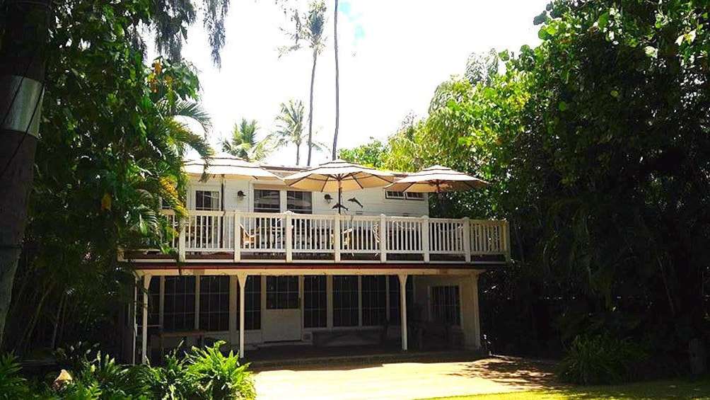 Show item 8 of 8. Bayer Estate on Hawaii Five-O Tour in Oahu