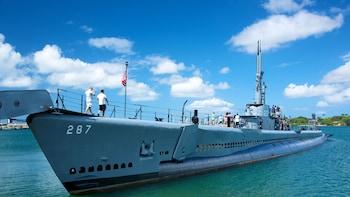 Tickets für das Museum des U-Boots USS Bowfin mit Audioguide