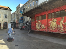 Private Lisbon Street Art Walking Tour