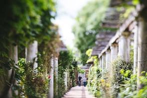 Passeio a pé particular Secret Gardens em Lisboa