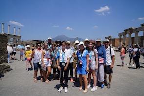 Tour guidato salta fila di Pompei e del Vesuvio