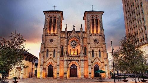 Cathedral of San Fernando, Downtown San Antonio