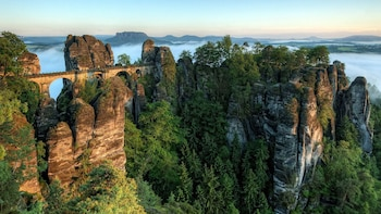 Bohemian & Saxon Switzerland Full-day tour from Dresden