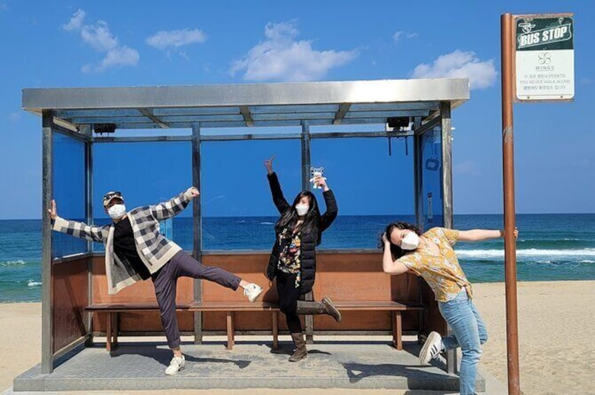 Half-Day Self-Guided Tour of Gangneung with Driver