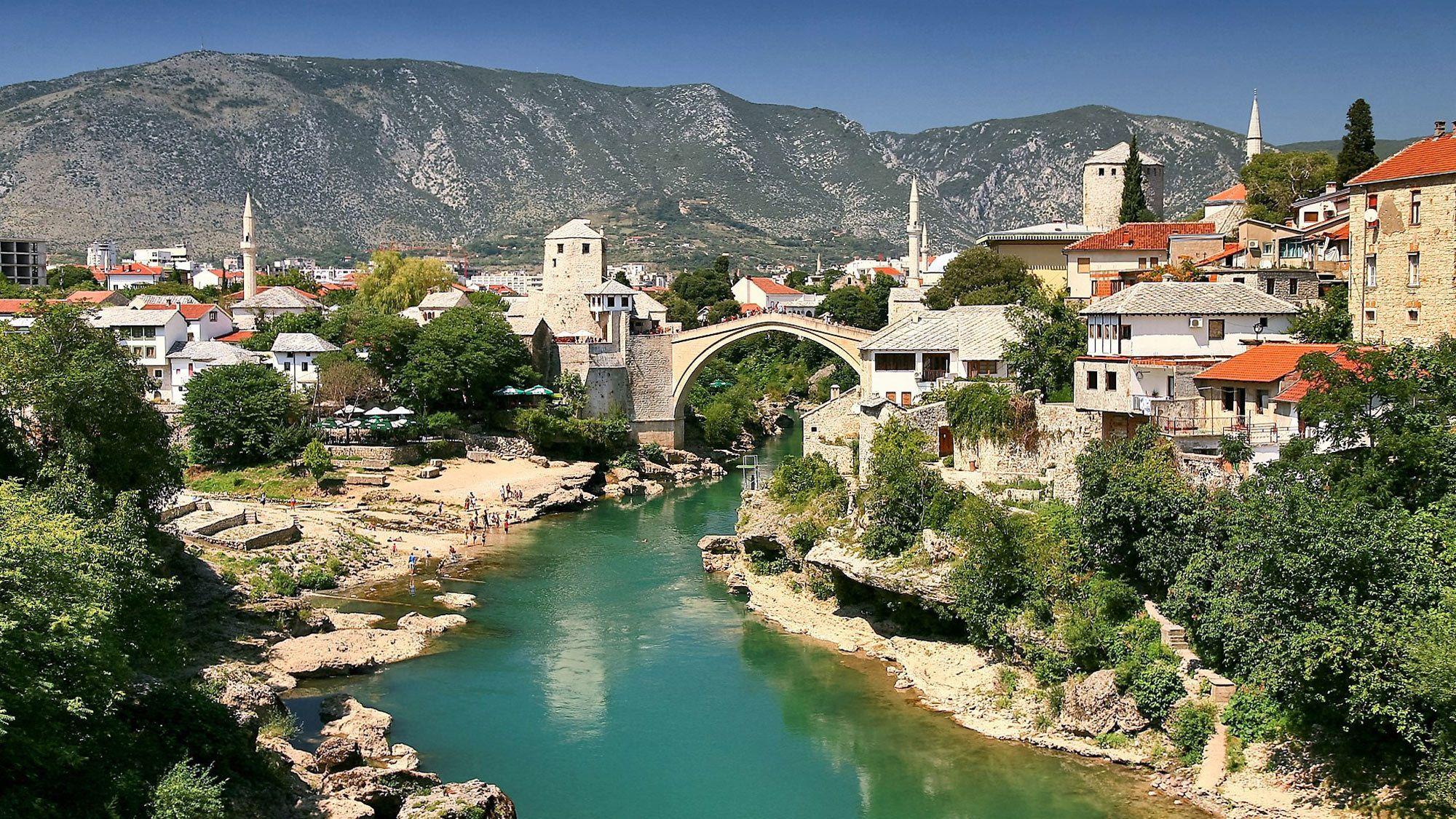 Day Trip to Mostar & Medjugorje from Split or Trogir