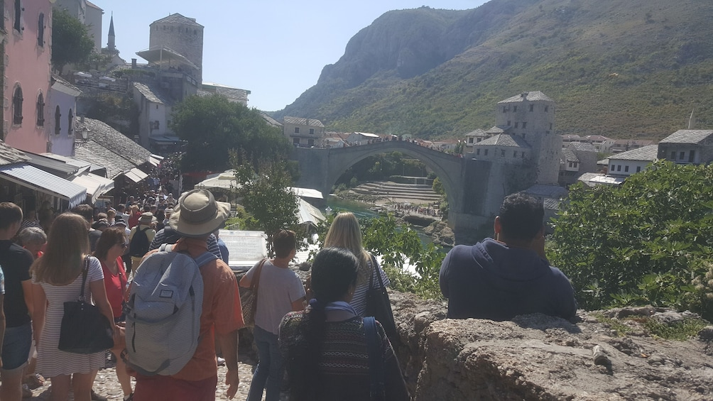 Show item 5 of 8. Day Trip to Mostar & Medjugorje from Split or Trogir