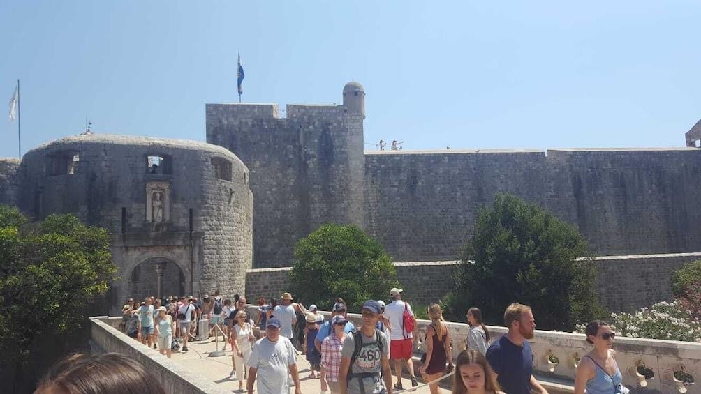 Charger l'élément 3 sur 8. Day Trip to Dubrovnik from Split or Trogir