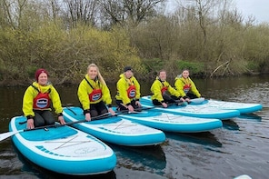 2-Hour SUP Introduction Adventure Course at Chester-le-Street