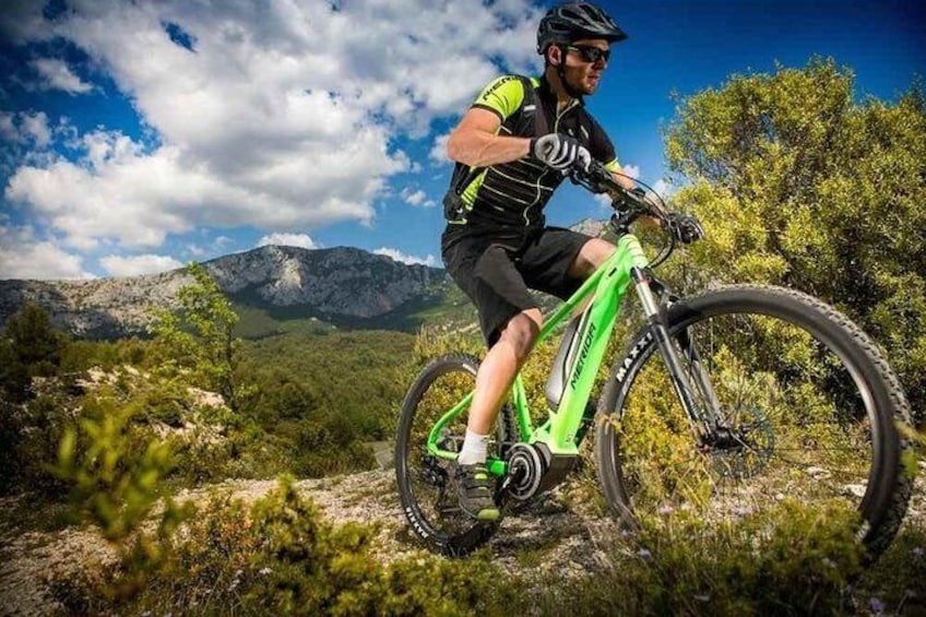Rent of E-Bikes (Electric Bicycles)