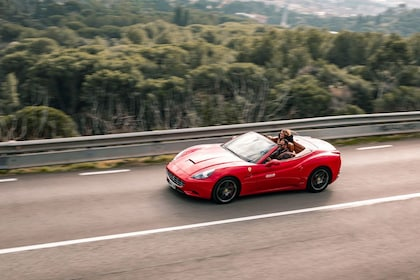 Ferrari Mountain Driving Experience in Barcelona