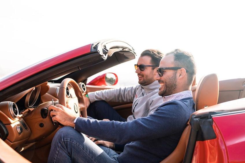 Charger l'élément 1 sur 6. Ferrari Mountain Driving Experience in Barcelona