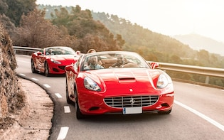 Half Day Ferrari Driving Experience to Sitges