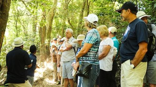 Group on tour of El Salvador