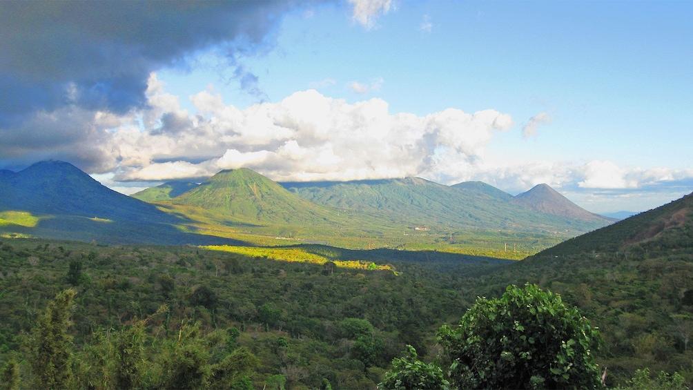 Show item 5 of 5. Beautiful landscape view of El Salvador