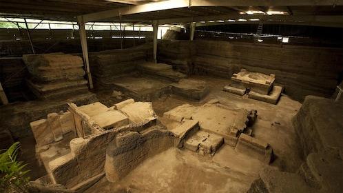 Mayan site in El Salvador