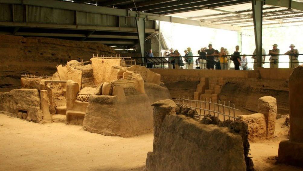 Show item 1 of 5. Mayan ruins tour