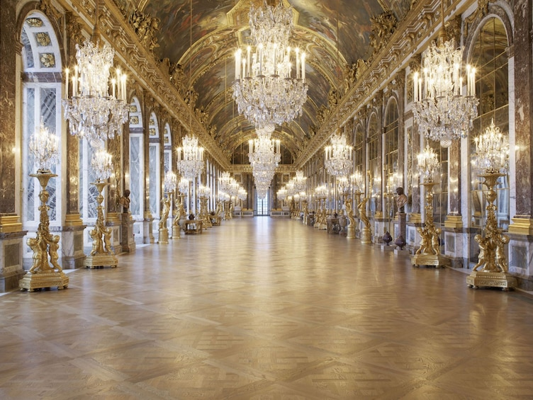 Show item 3 of 8. Versailles: Full Day Audio Guided Tour + Shuttle from Paris