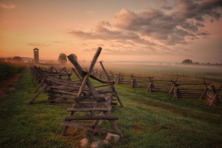 Show item 2 of 10. Antietam National Battlefield Self-Guided Driving Tour