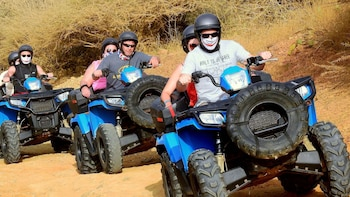 ATV Tour Eight Natural Wonders Aruba