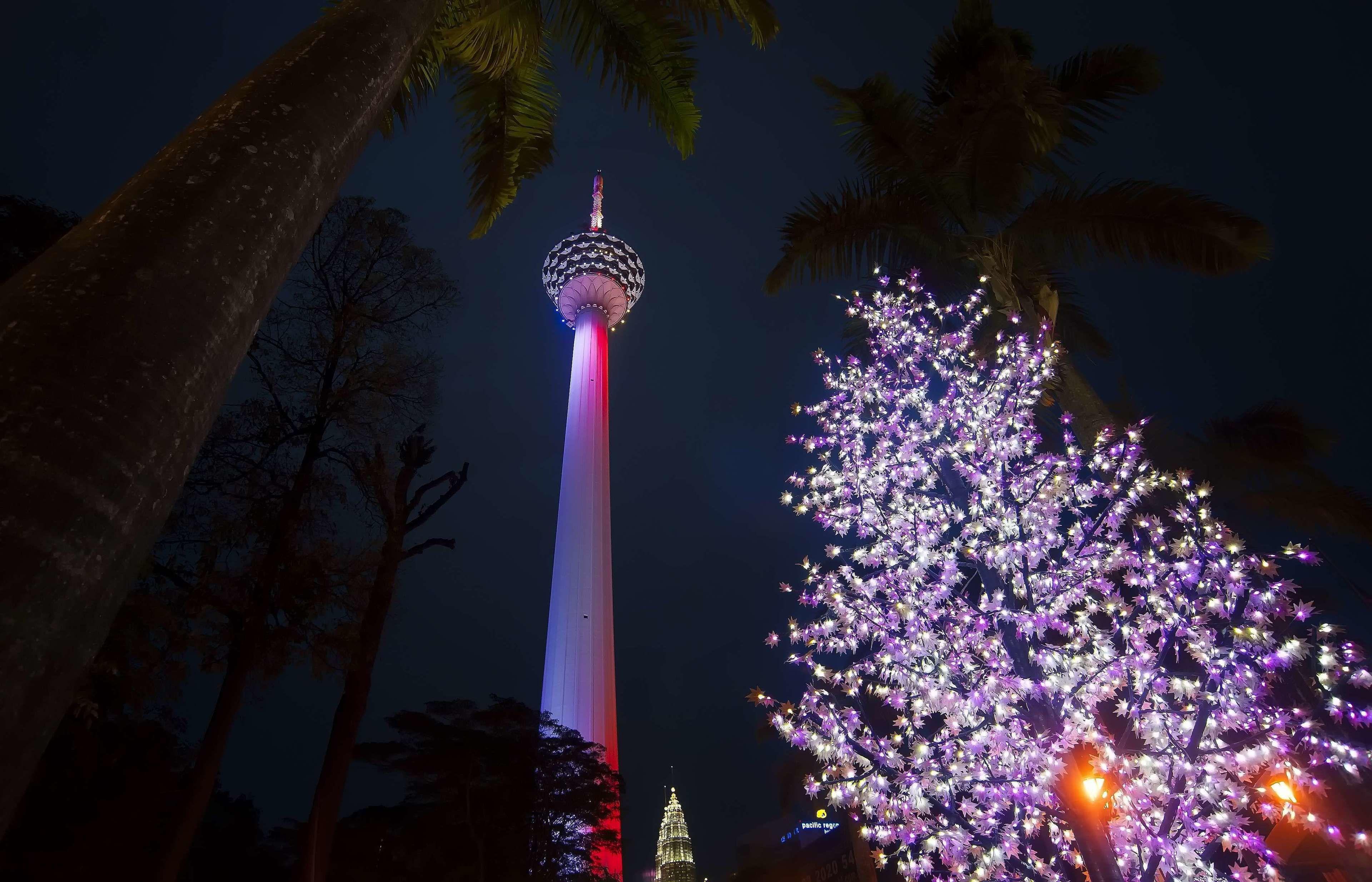 Kuala Lumpur Tower Observation Deck