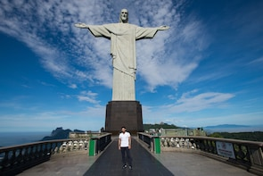 Corcovado & Christ Redeemer Photo Shoot Experience