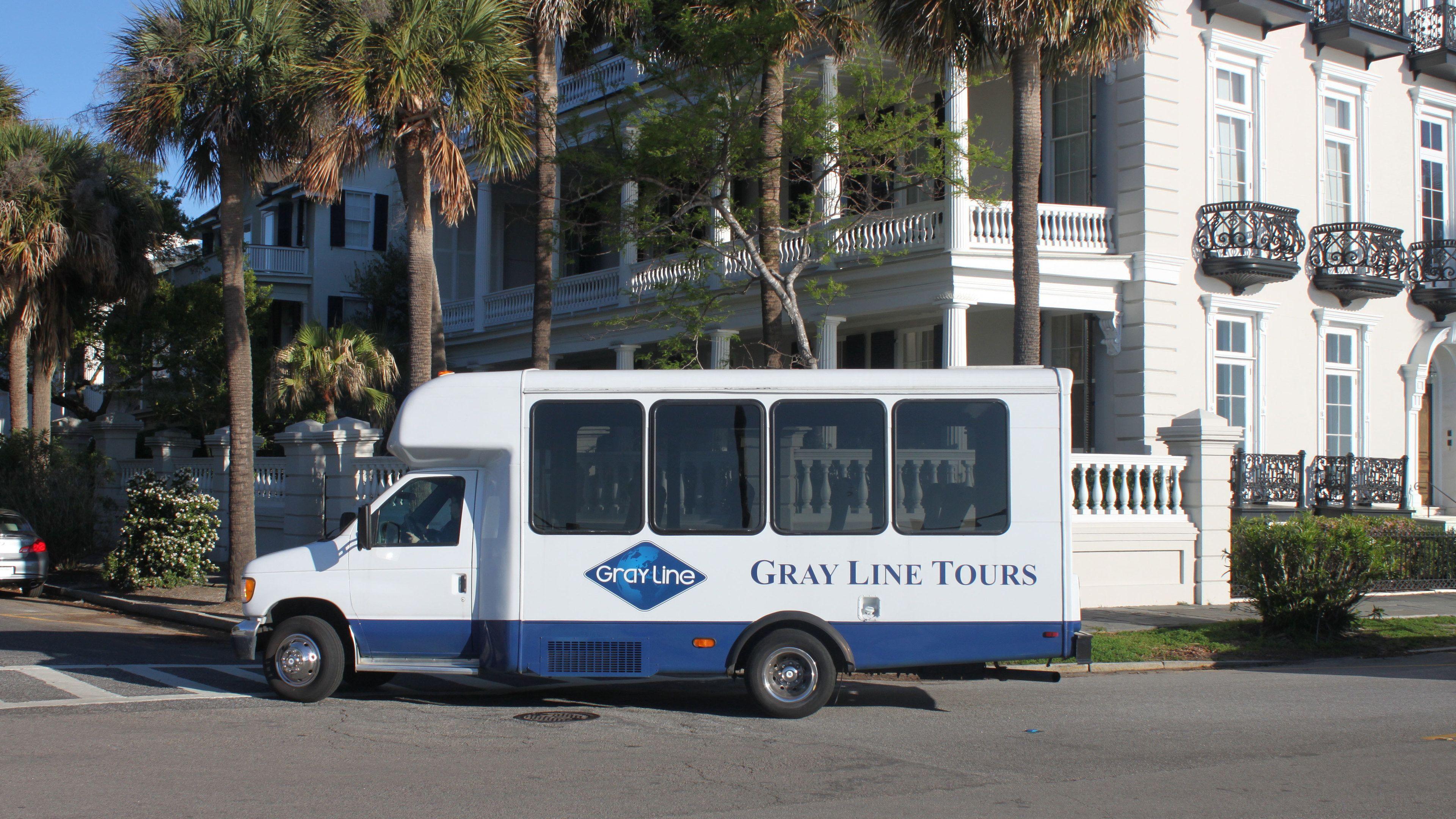 See it All Charleston City Tour