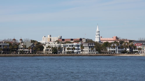 View of Charleston from the water